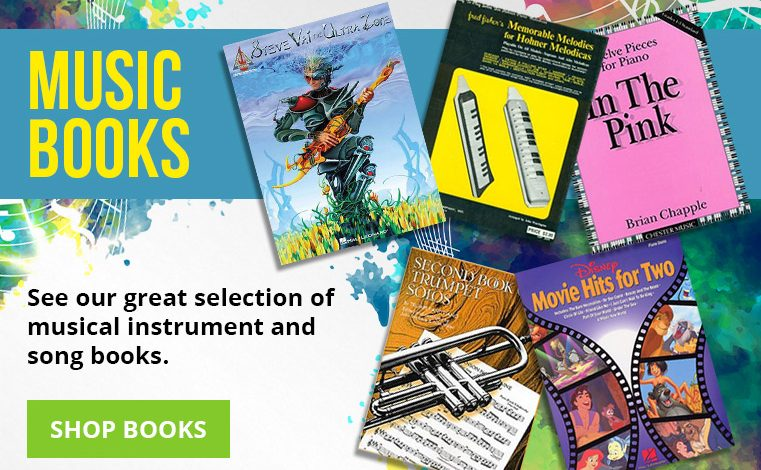 Musical Books Slider