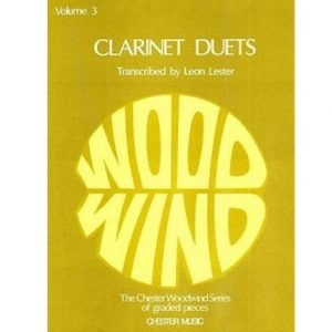 Clarinet Books Minstrels Music