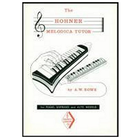 Hohner Melodica tutor