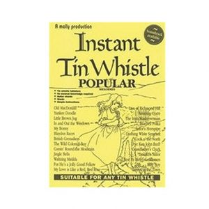 Tin Whistle Books Minstrels Music